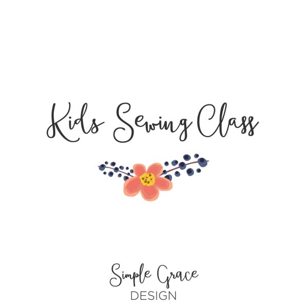 Simple Grace Design Kids Sewing Class
